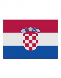 Fahne Kroatien